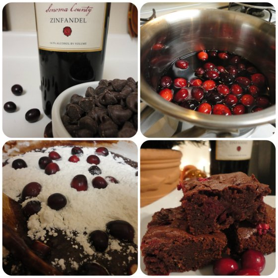 How To Make Zin Brownies