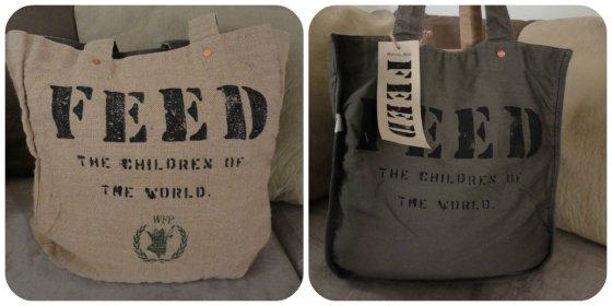 Feed Bag Banner