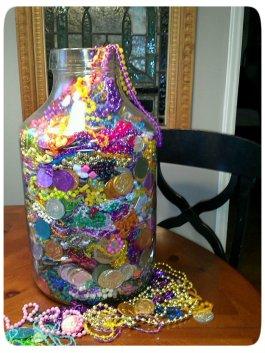 Jar of Beads