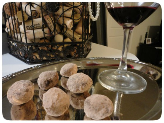 Truffles and Wine