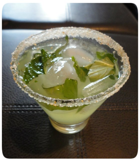 Herb Limeade