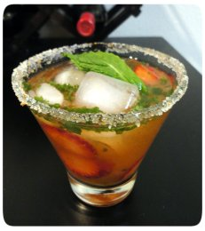 Strawberry Basil