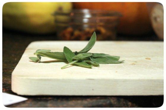 Sage for Crostinis