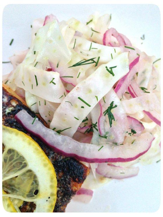 Crispy Salmon