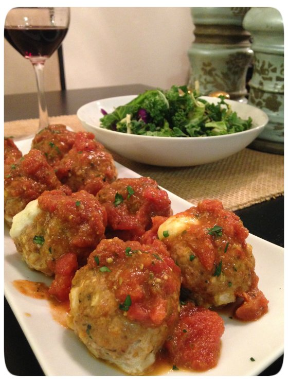 how to make homemade turkey meatballs