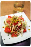 Grapefruit Endive Salad